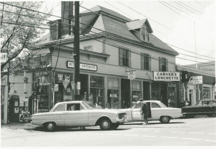 Places - Weston Historical Society